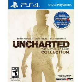 Uncharted The Nathan Drake Collection -PS4-R1