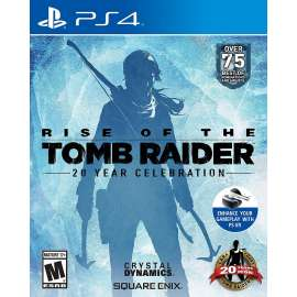 Rise of the Tomb Raider: 20 Year Celebration - PS4 - R2