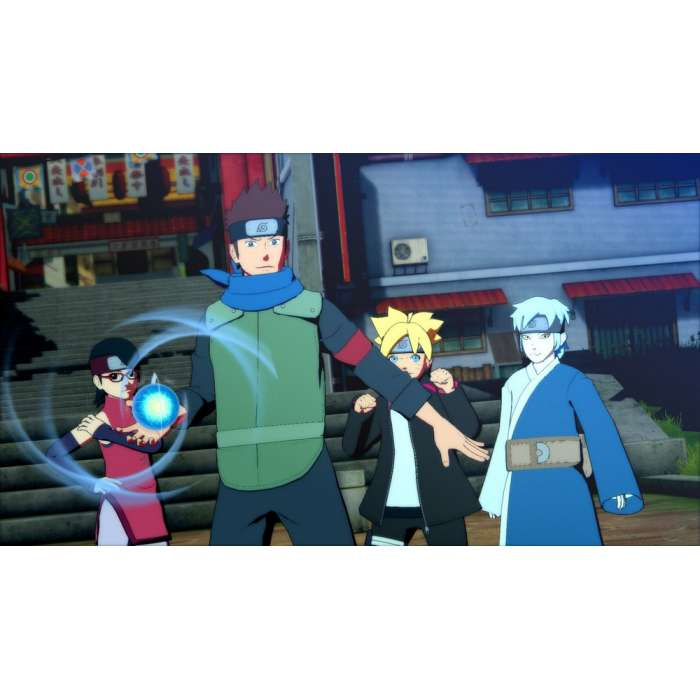 Naruto Storm Road to Boruto - PS4