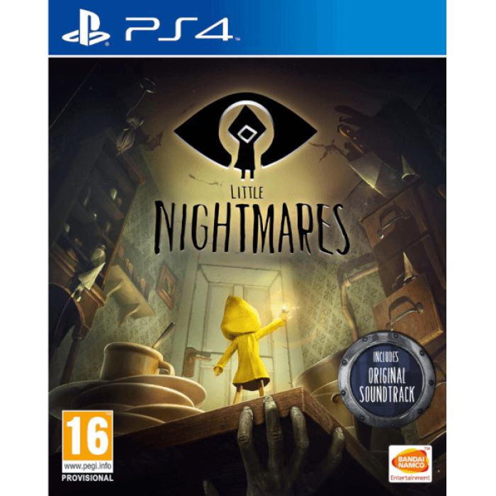 Little Nightmares - PS4 - R2