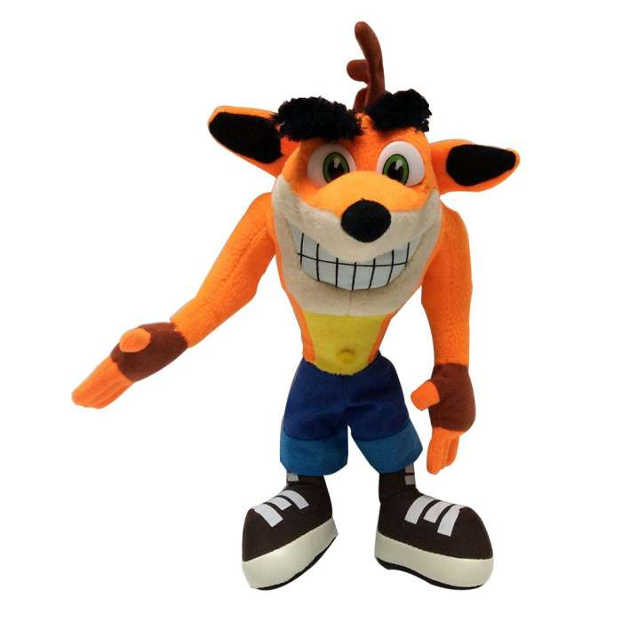 CRASH BANDICOOT TOY 40cm
