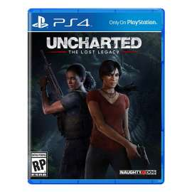 Uncharted The Lost Legacy PlayStation 4 - R1