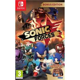 Sonic Forces Bonus Edition PAL - Nintendo Switch