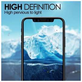 THIN Explosion-Proof Tempered Glass For iPhone X