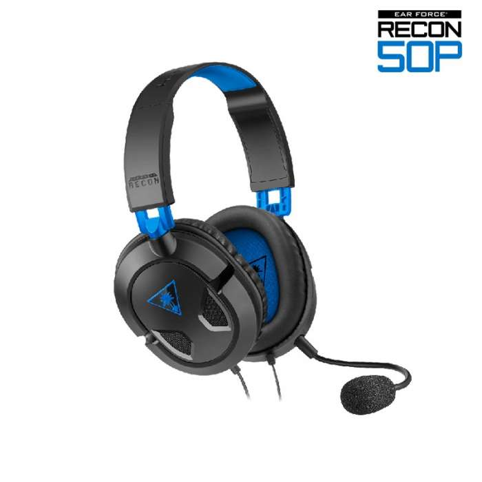 Turtle Beach - Recon 50P Gaming Headset
