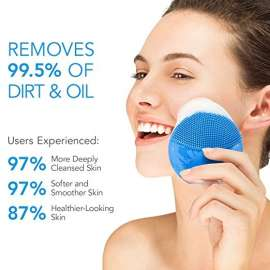 Forclean lina Facial Cleansing - Blue