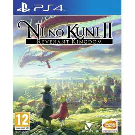 Nino Kuni II - Revenant Kingdom - PS4
