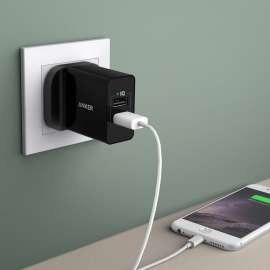 Anker PowerPort 2 USB Wall Charger