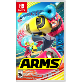 ARMS for Switch Nintendo