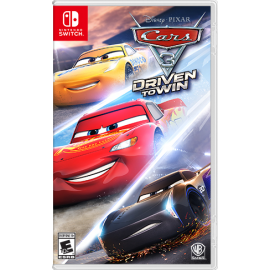 Cars 3: Driven to Win for Switch Nintendo